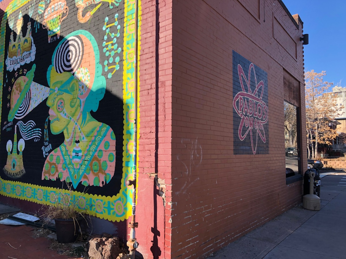 The Denver Café Chronicles pt. 1— Pablo's on 6th