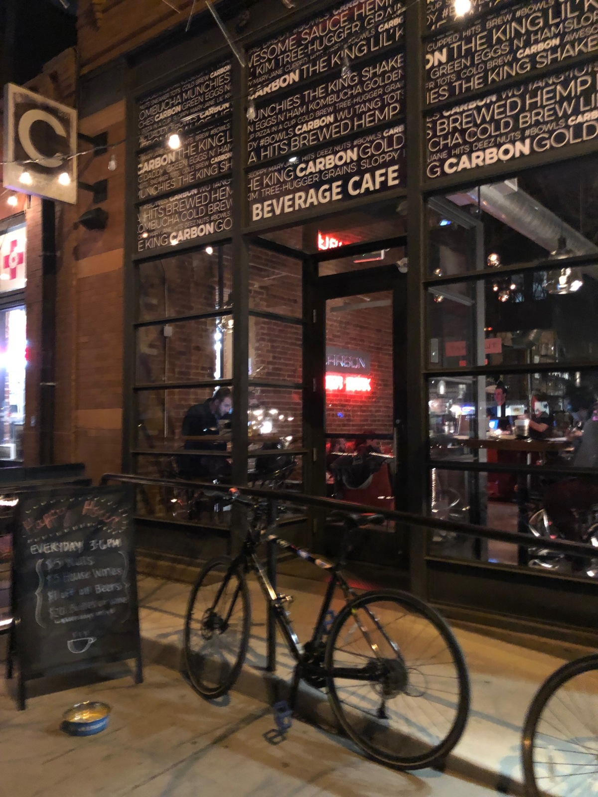 The Denver Café Chronicles—Carbon Café and Bar