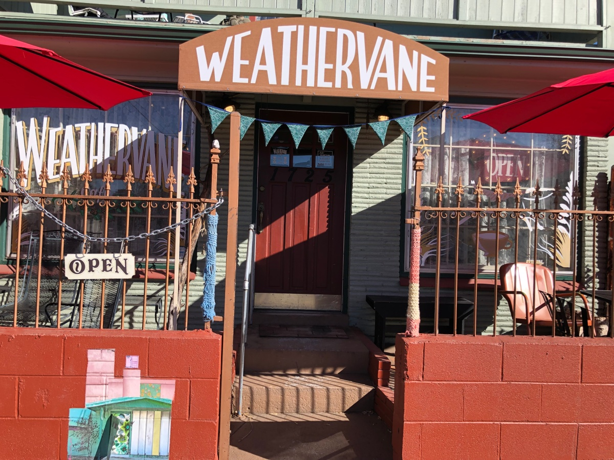 The Denver Café Chronicles—The Weathervane Cafe