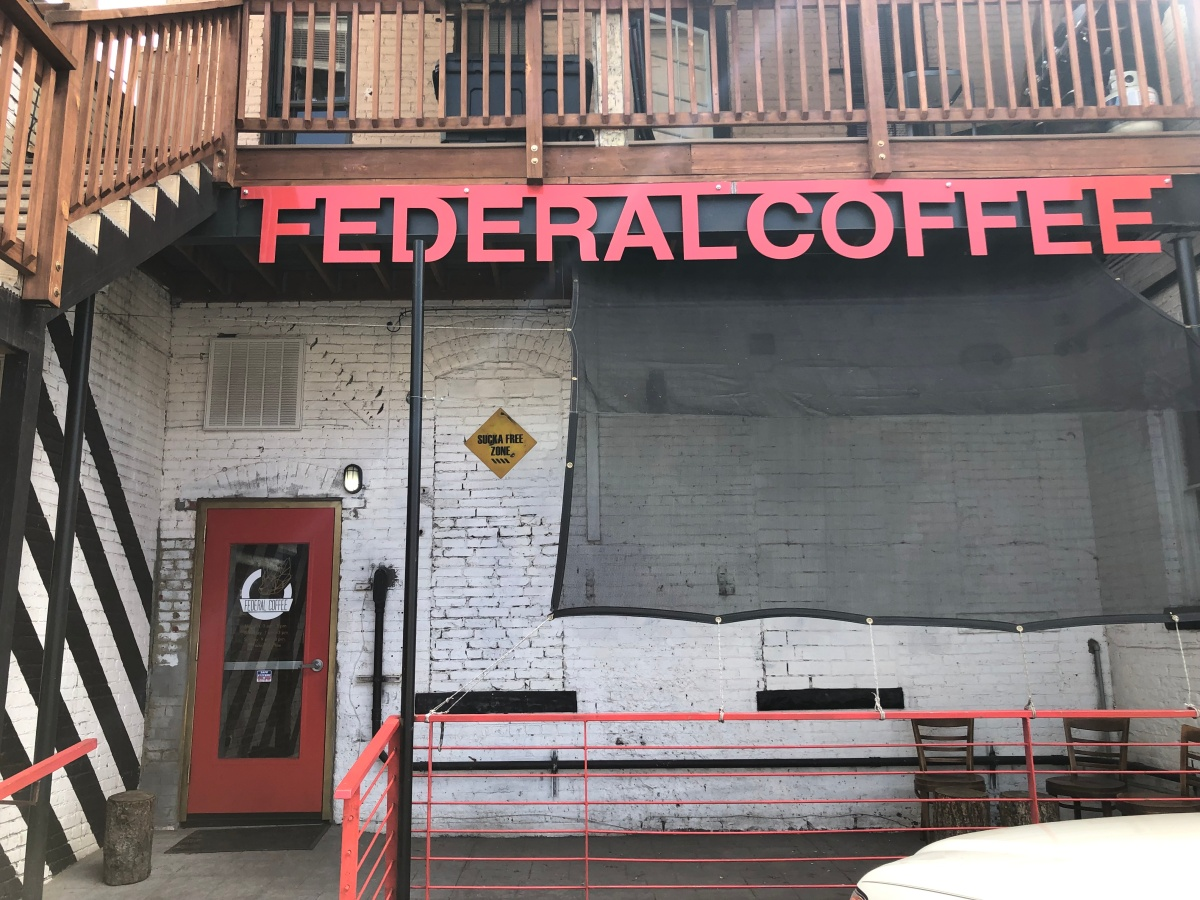 The Denver Café Chronicles—Federal Coffee