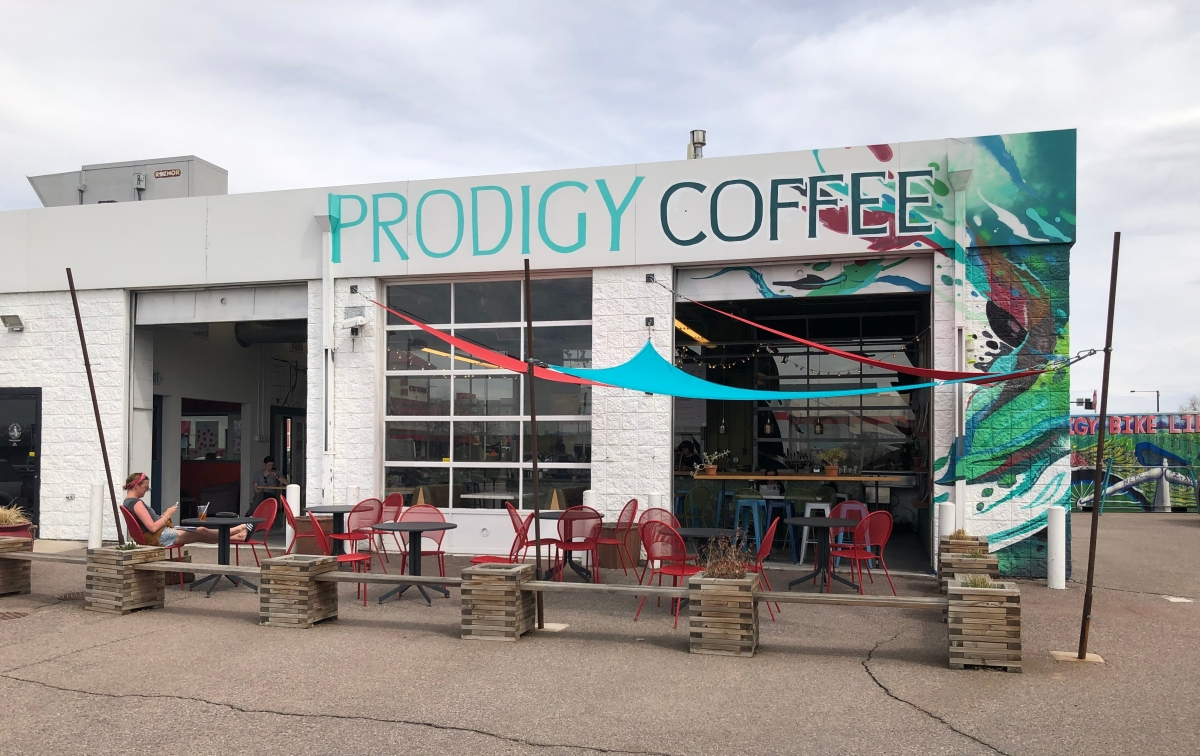 The Denver Café Chronicles—Prodigy Coffee
